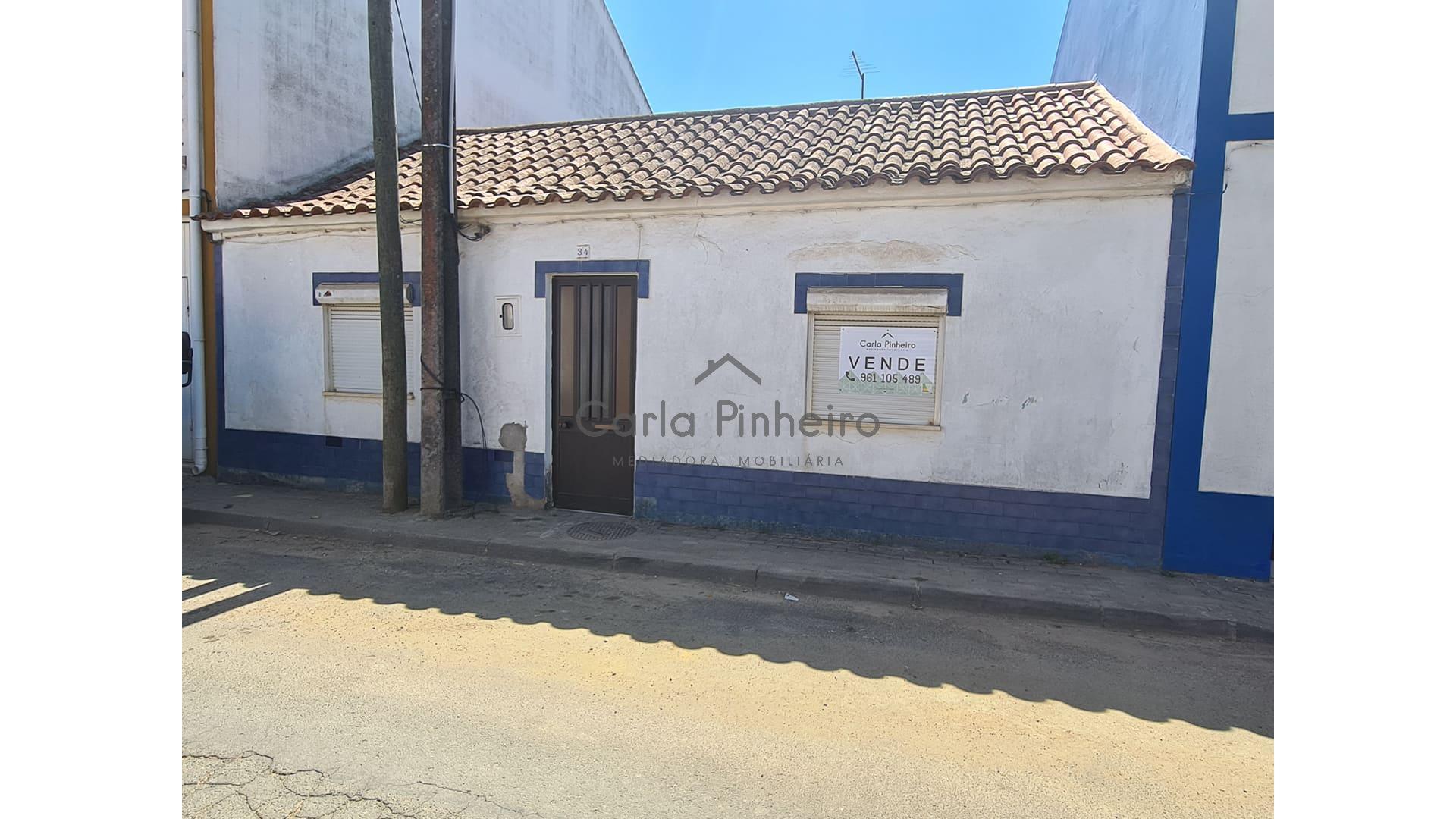Moradia Geminada T2 Cercal do Alentejo  - Santiago Do Cacém, Cercal